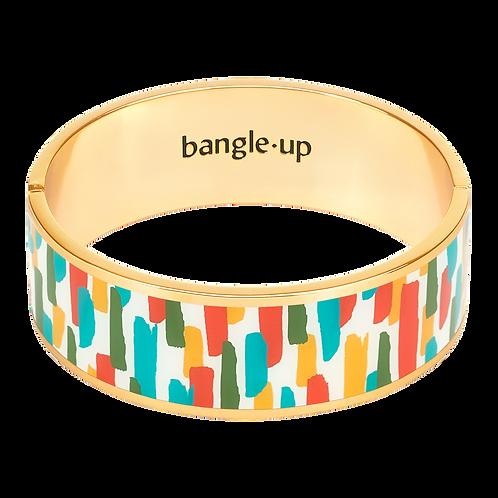bracelet zellige bangle up
