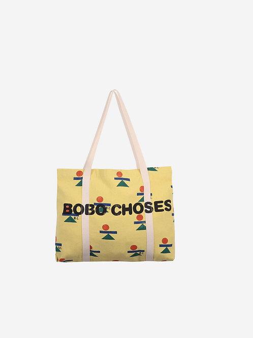 Tote Bag Balance Jaune - Bobo Choses