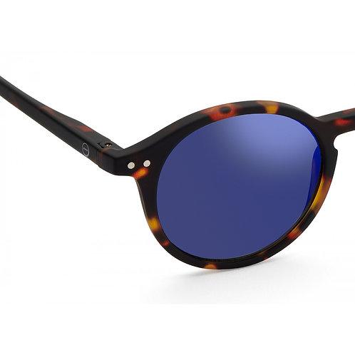 lunettes soleil izipizi adulte #D tortoise miroir