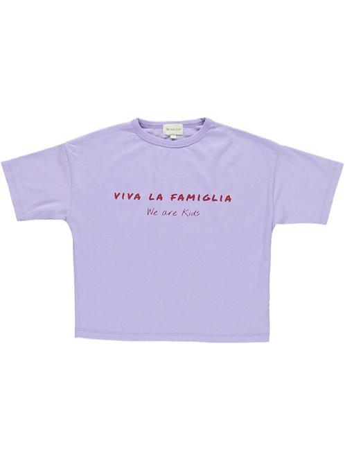 T-shirt Viva la Famiglia