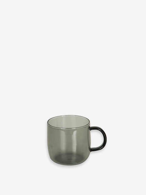 mug gris borosilicate bensimon