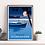 Thumbnail: Affiche Bassin d'Arcachon - Les Affichistes