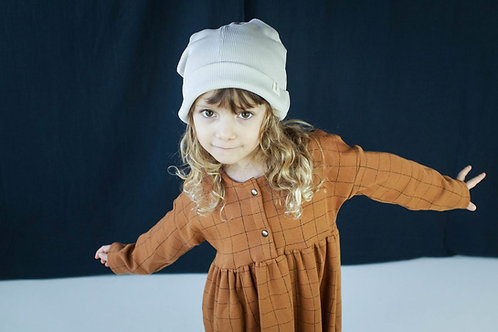 robe Nora minabulle cannelle