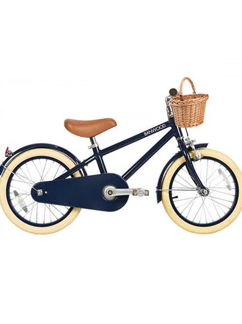 Panier de vélo en osier - Minikane
