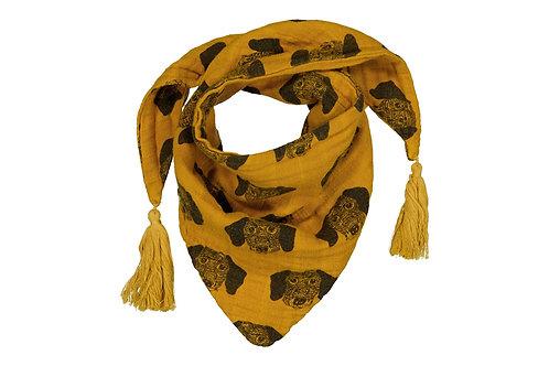 foulard misha moumout toto moutarde