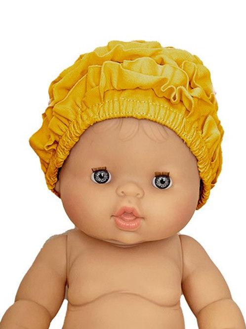 Bonnet de bain pour poupée