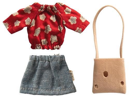 habits pour maman souris