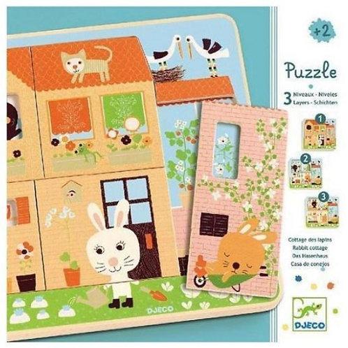 puzzle chez Carot djeco