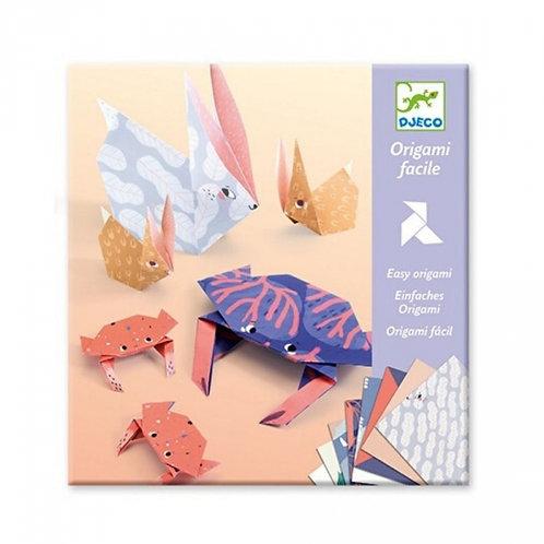 origami facile animaux djeco