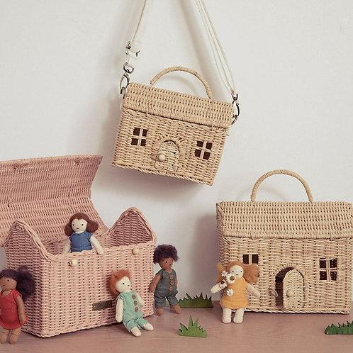 Casa Bag straw - Olli Ella