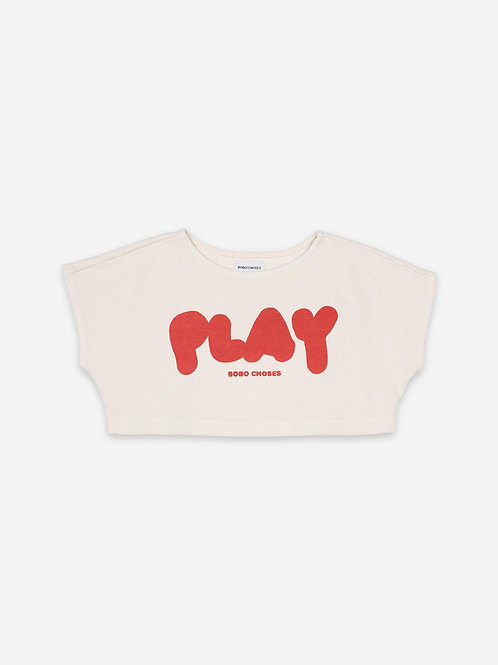 Sweatshirt court play - Bobo Choses
