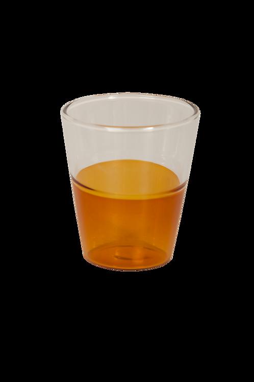 verre borosilicate bensimon ambre