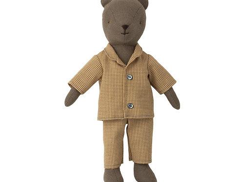 pyjama pour teddy dad maileg