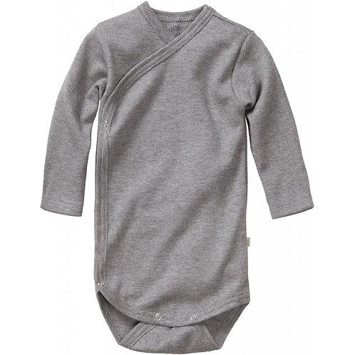 Body croisé Morris gris - Minimalisma