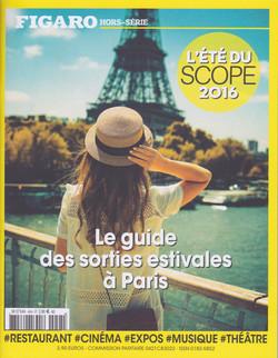 Figaroscope juin 2016