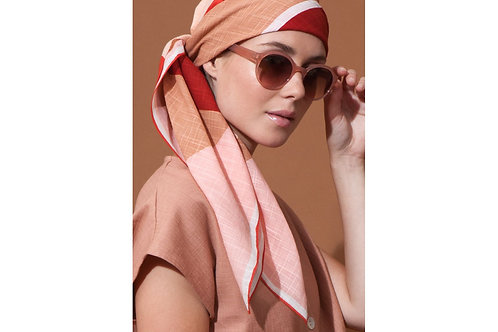 foulard vision flamand ma poésie