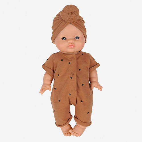 tenue de poupée dots nut bonjour little