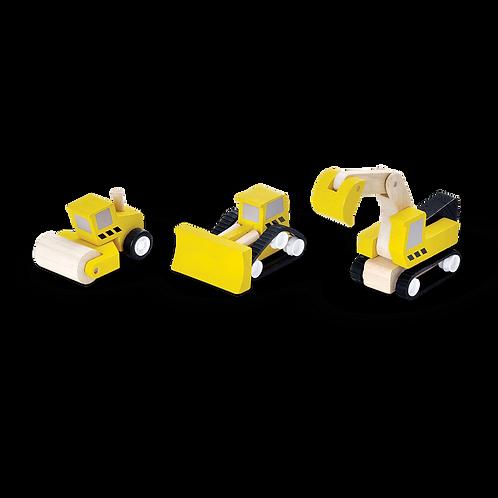Kit de construction de route - Plan Toys