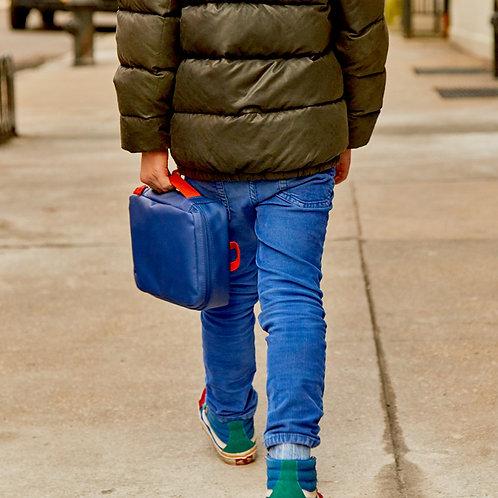 sac à gouter ou à bento ekobo royal blue