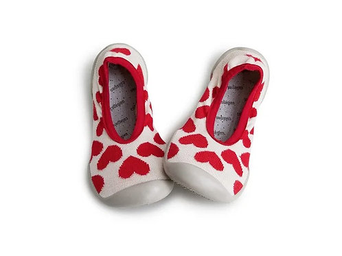 Chaussons ballerines Collégien Just in Love