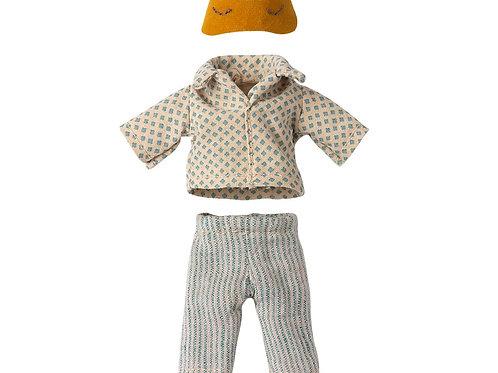 Pyjama pour papa souris - Maileg