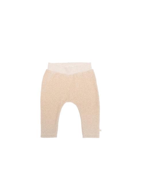 Pantalon velours Yogi cream LPC