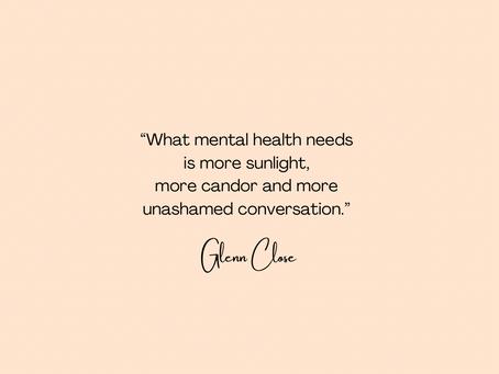 An unbalanced mind