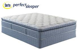Queen Serta Perfect sleeper