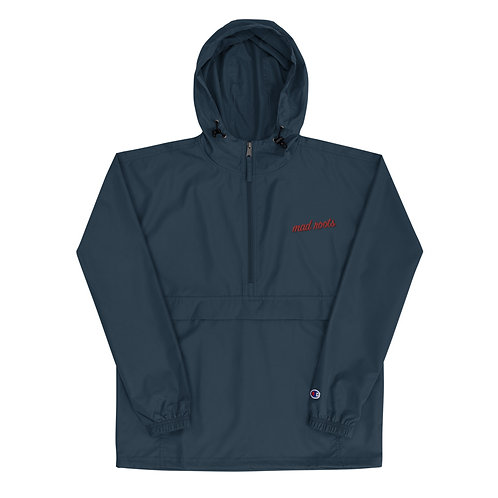 Mad Roots x Champion Embroidered Packable Jacket