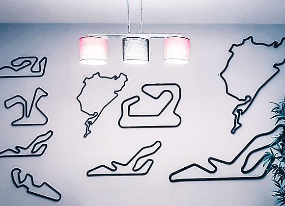 Circuit en Bois