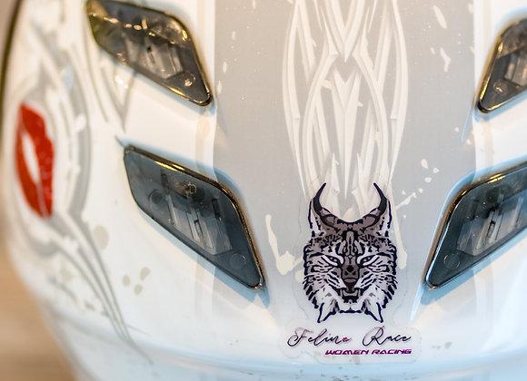 Stickers FELINE RACE Casques & Motos