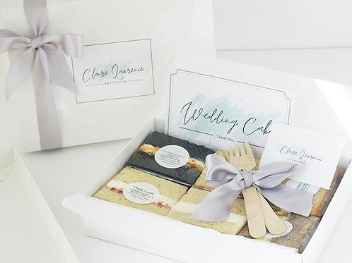 Wedding Cake Taster Box - Post date 30/09/21