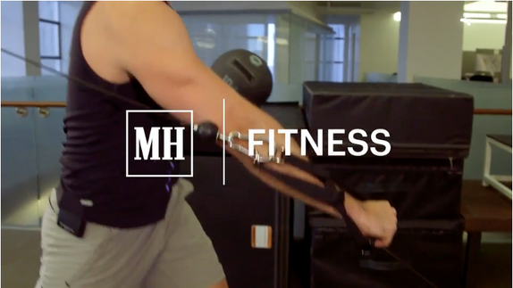 Lateral Fitness in Men's Health