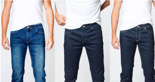 Mugsy Jeans in Esquire