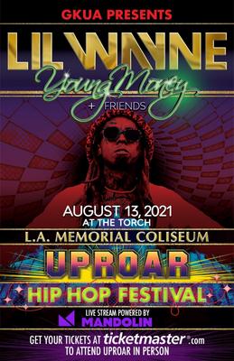 UPROAR Hip Hop Festival