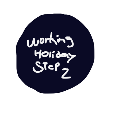Working Holidayですること