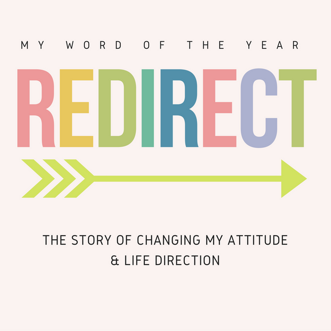 How a Word of the Year Helped Change my Life