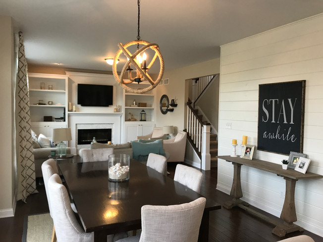 Home Tour- Kitchen and Dining Room