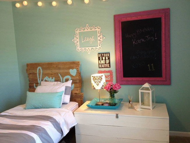Surprise Room Makeover- Perfect for Tween Girl!