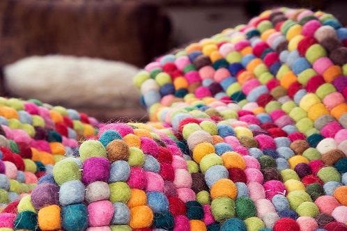 Tapete de lã