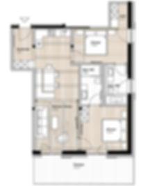 Luxus Chalet Fuchs (4-6 Personen)