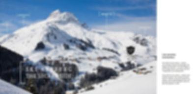Lage Lux-Alp Chalet