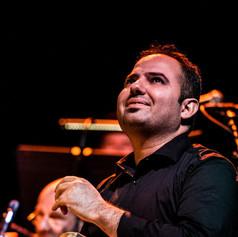 George Oro With Fanfareduloup Orchestra-Arab Percussion-Frame Drum-Darbuka- Dohulla- Riq- Drums