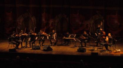George Oro with Al Diwan Ensemble
