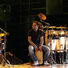 George Oro-George Oro With Maqam Ensemble-Arab Percussion-Frame Drum-Darbuka- Dohulla- Riq- Drums