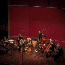 George Oro With Maqam Ensemble-Arab Percussion-Frame Drum-Darbuka- Dohulla- Riq- Drums