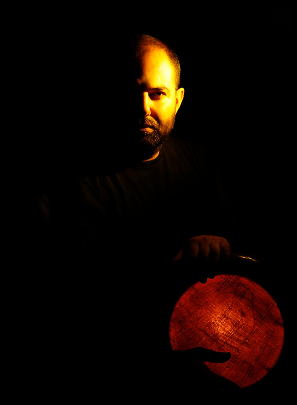 George Oro Arab Percussion