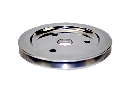 CHEVY SB Crank Pulley Single Groove 6.562