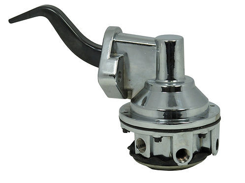 Pontiac V8 301-455 Mechanical Fuel Pump CHROME