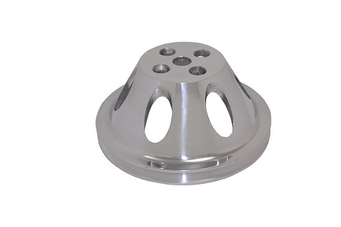CHEVY BB Pulley, SW/Pump 1955-1968 S/D Groove